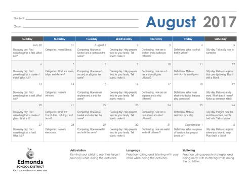 2017 summer practice calendar August-page-001